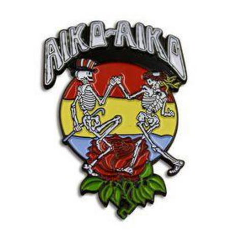 Grateful Dead Aiko Aiko Pin