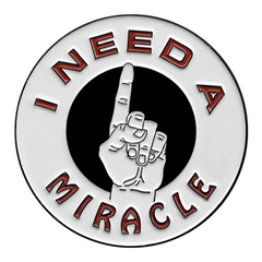 Grateful Dead I Need a Miracle Pin