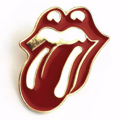 Rolling Stones Tongue Pin
