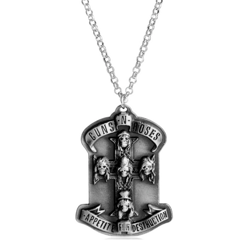 Guns N' Roses Necklace