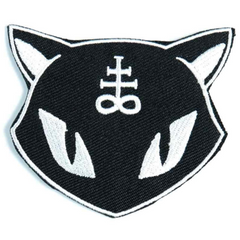 Satanic Cat Patch