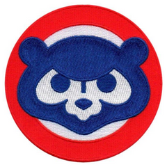 Vintage 1984 Chicago Cubs Patch