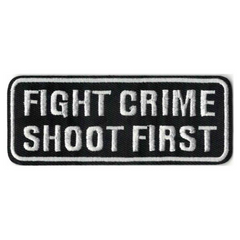 Fight Crime Shoot First Patch