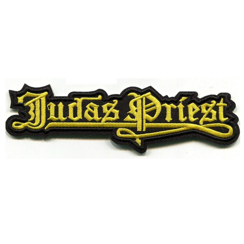 vintage judas priest patch