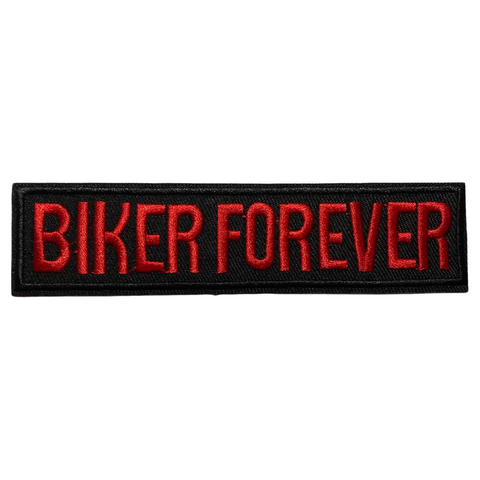 Biker Forever Patch
