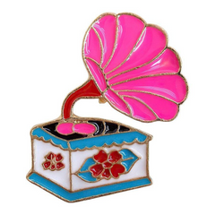 Gramophone Record Player Pin