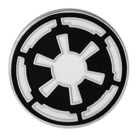 Galactic Empire Pin