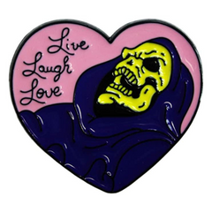 Live Laugh Love Pin