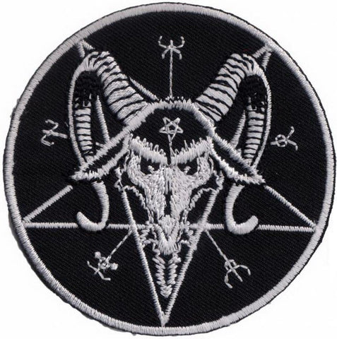 baphomet patch