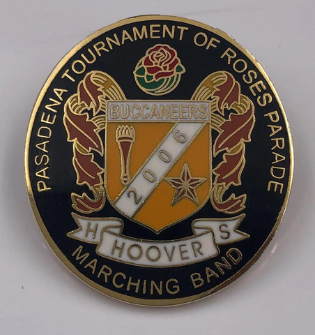 Pasadena Tournament Of Roses Parade Pin