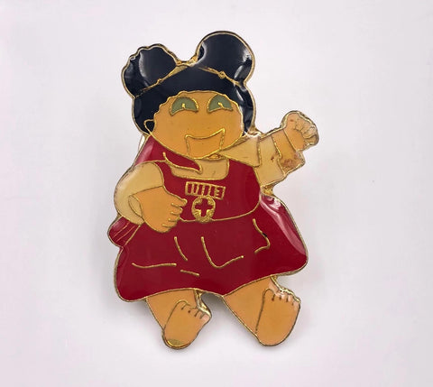 Cabbage Patch Kid Pin