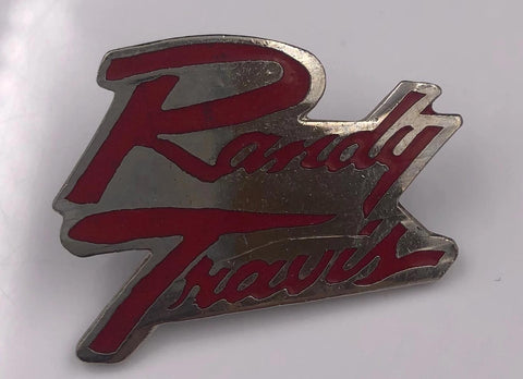 Randy Travis Pin