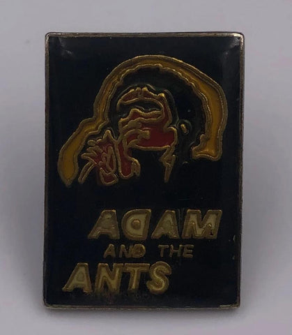 Adam And The Ants Pin