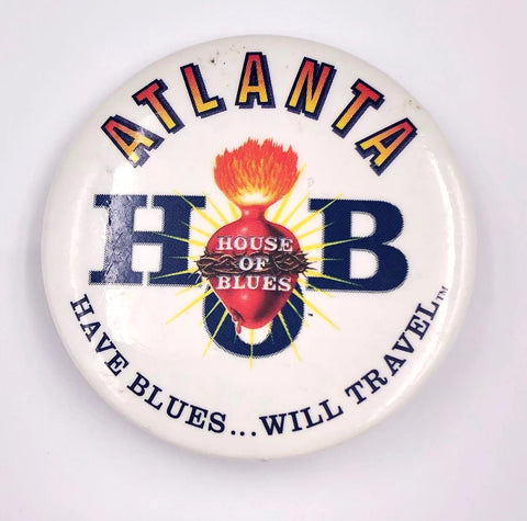 Atlanta House of Blues pin