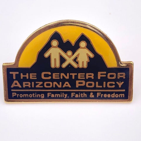 The Center For Arizona Policy Pin