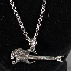 Alchemy Guitar Necklace