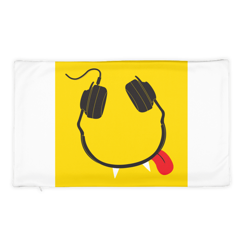 Headphones Pillowcase