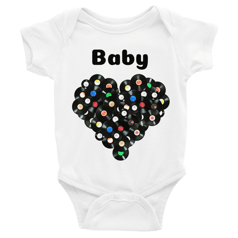 Personalized Baby Onesies Name