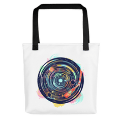 Vinyl Record Tote Bag