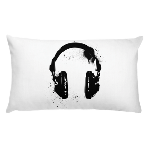 Headphones Pillow