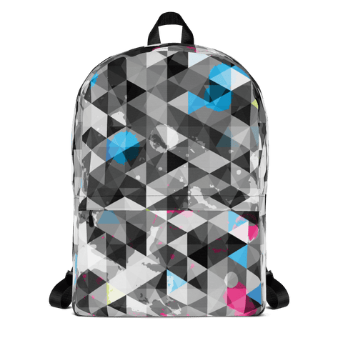 Geometric Backpack
