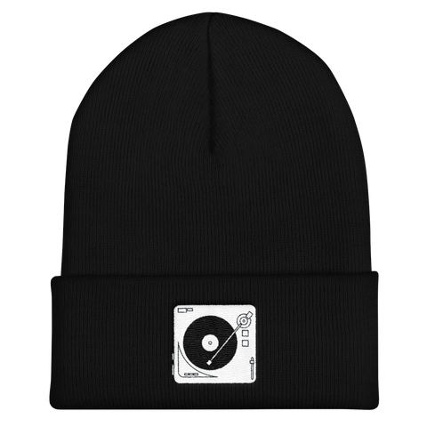 Turntable Cuffed Beanie