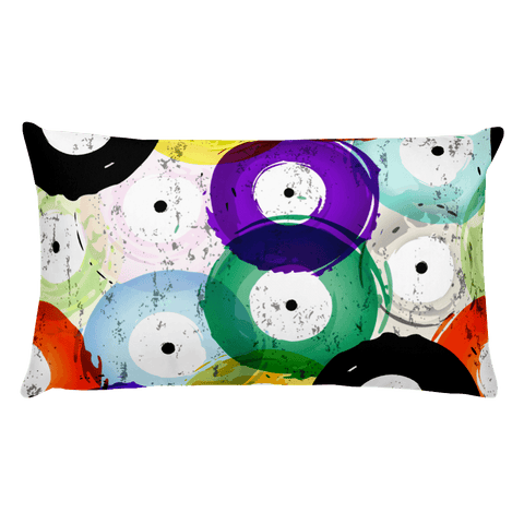 Vinyl Pillows