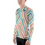 Maze Men's Rash Guard