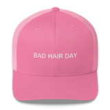BAD HAIR DAY Hat Pink