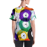 Multi Color Vinyl T-Shirt