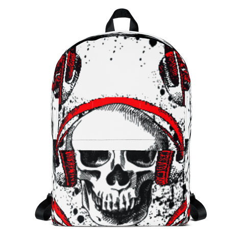 Skull Backpack