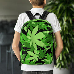 Cannabis Backpack