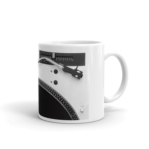 Turntable Coffee Mug
