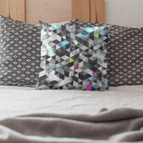 Geometric Pillow Cases