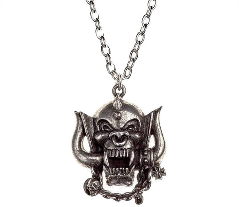 motorhead necklace