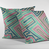 Maze Basic Pillow Case Only