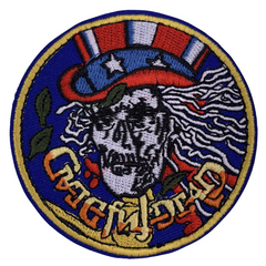 Vintage Grateful Dead Patch