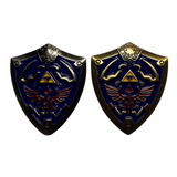 Legend of Zelda Shield Pin