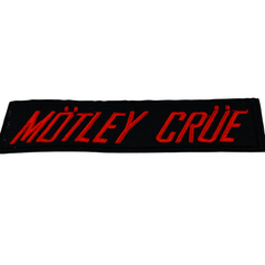Motley Crue Patch