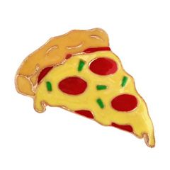 Pepperoni Pizza Pin