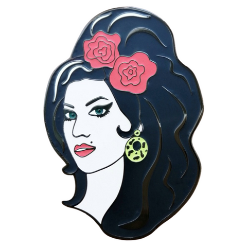 Amy Winehouse Pin