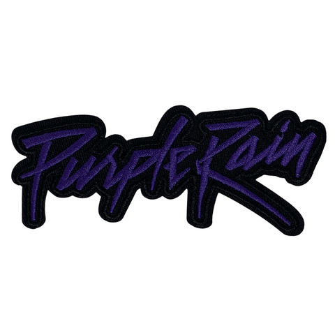 Prince Purple Rain Patch