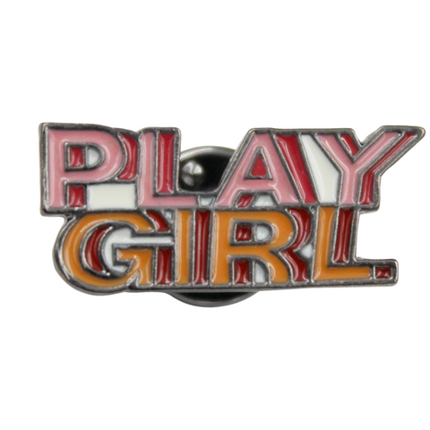 Playgirl Pin