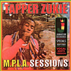 Vinyl - Tapper Zukie ‎– M.P.L.A. Sessions (Color Vinyl) - Vinyl Lovers Unite - 1