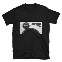 technics turntable t shirt