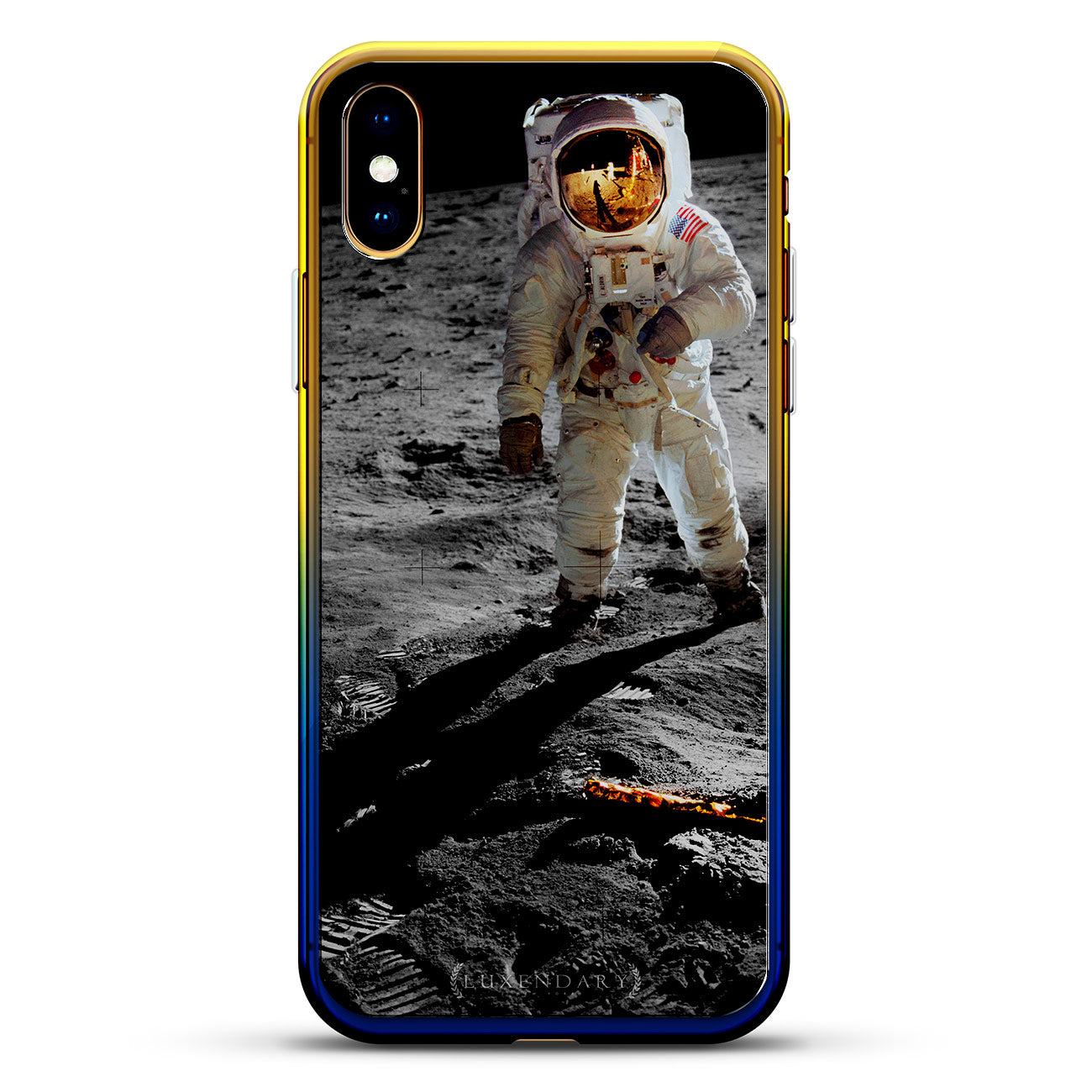 SPACE: ASTRONAUT THE MOON