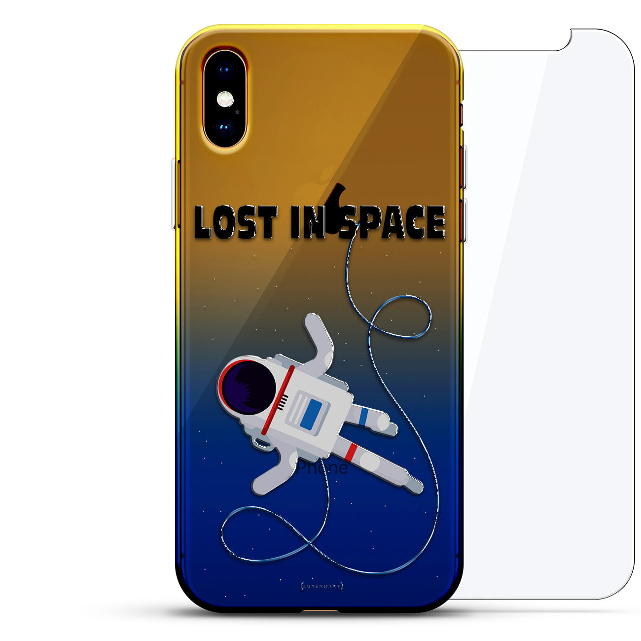 SPACE: Astronaut Lost in Space