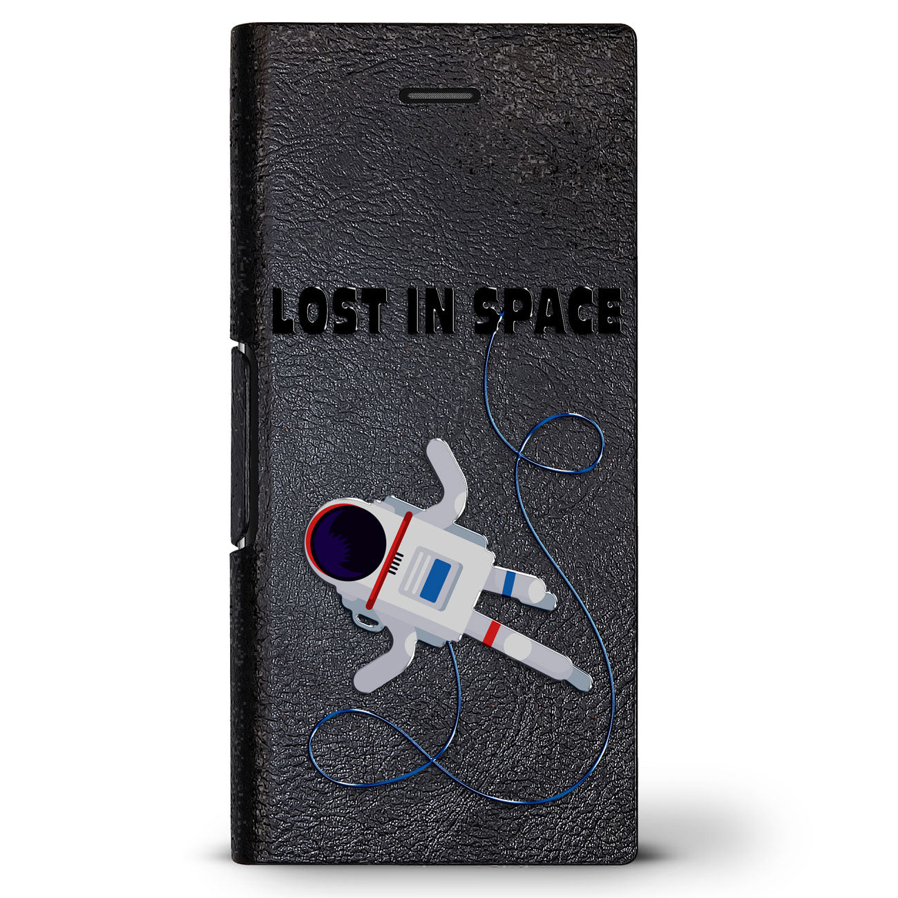 Astronaut Lost in Space