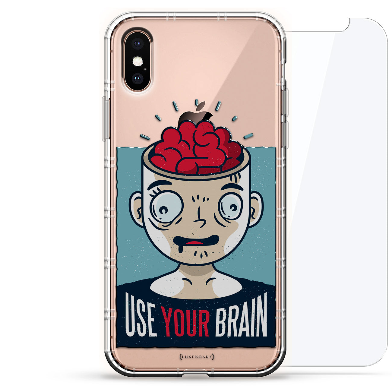 Use Your Brain Quote