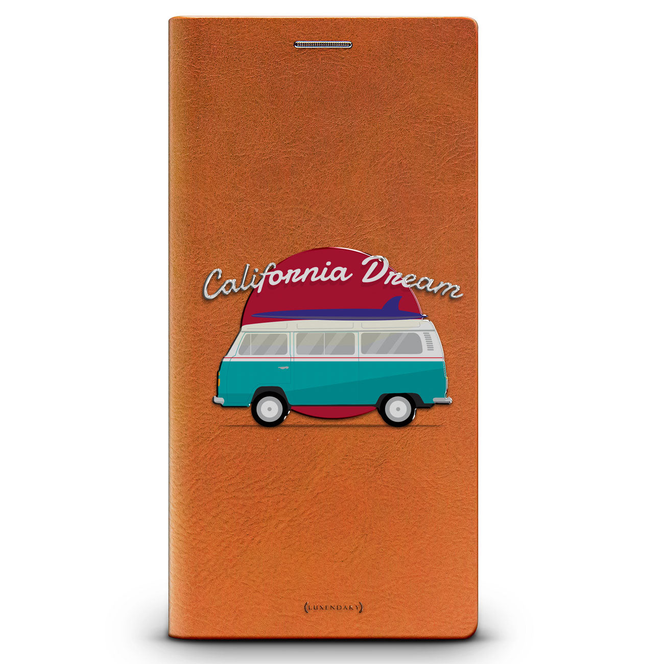 VW Bus California Dreams